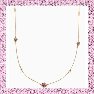 Kate Spade ♠️ Time to Shine Scatter Necklace NWT